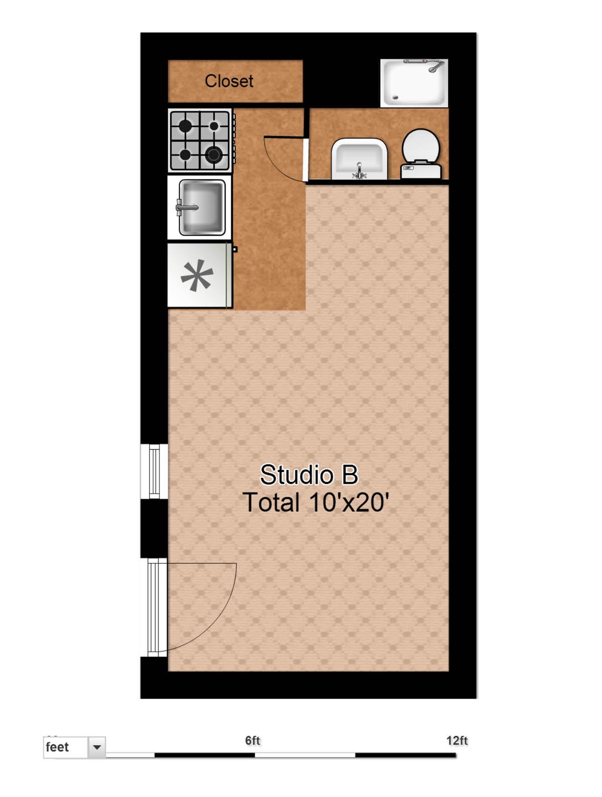 Studio B-1200