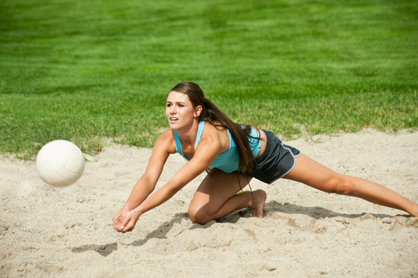 Volleyball & Outdoor Fun